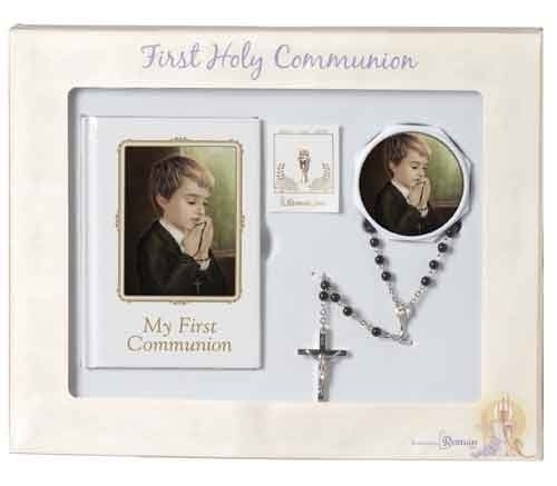 Boy 5Pc Communion Set