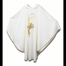 Misto Lana Chasuble with 713 Embroidery