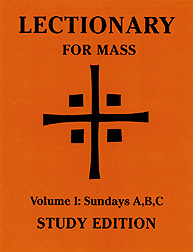 Lectionary for Mass Volume I (Sundays): Study Edition