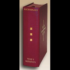 Lectionary for Mass, CLASSIC EDITION, Volume III: Year II Weekda