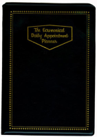 Ecumenical Daily Appointment Calendar - 2016 (Deluxe)