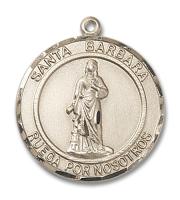 Catholic patron saint pendants christian patron saint medals st patron saints b aloadofball Choice Image