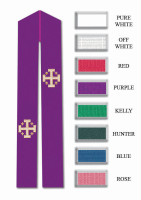 Jersalem Cross Stole