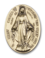 ImmaculateConception Visor Clip