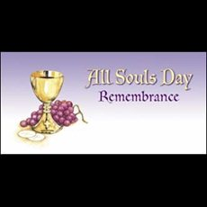 All Souls Day Envelopes