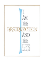 I Am The Ressurection Mass Crd