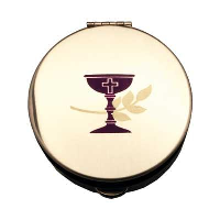 Sz 1 Pyx with Purple Chalice