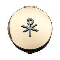 Sz 2 Pyx with Chi-Rho