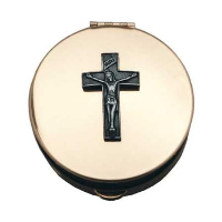 Sz 1 Pyx with Crucifix