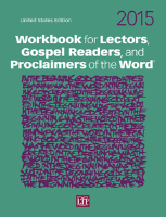 Workbook for Lectors and Gospel Readers 2015: RNAB U.S. edition