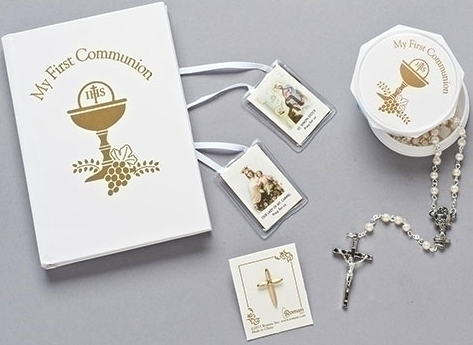 First Communion Mass Kit