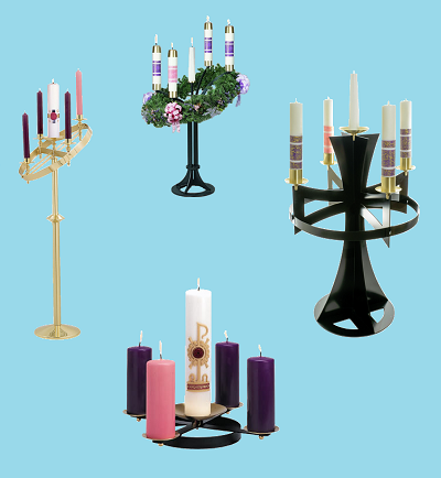 Advent Wreath Stands for Sale