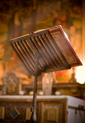 Catholic Lectionary Book
