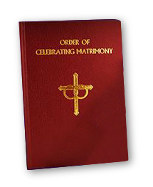New Order of Matrimony Book