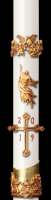 Mt Olivet Paschal Candle