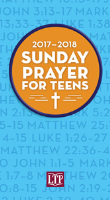 Sunday Prayer for Teens 2017 - 2018