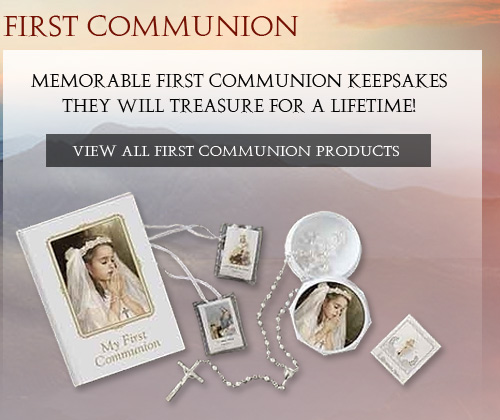 First Communion Keepsakes