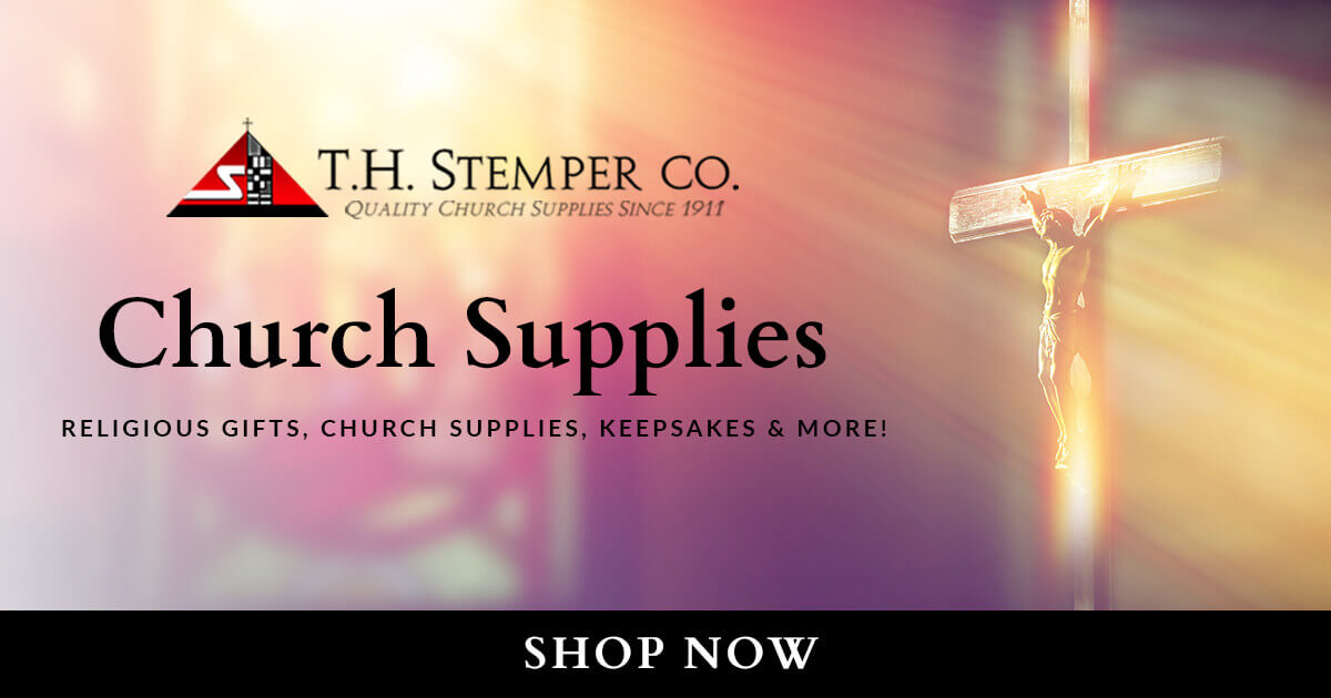 Church Supplies | Chalices | Baptism Gifts | Beeswax Candles | Nativity Sets | Christian Gifts | T. H. Stemper Co.