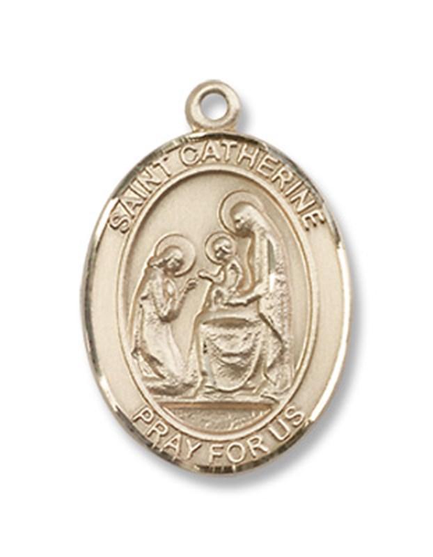 St. Catherine of Siena Pendant