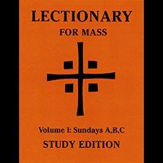 Lectionary for Mass Volume I (Sundays): Study Edition