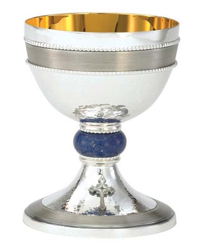 Chalice Silver/gold lined