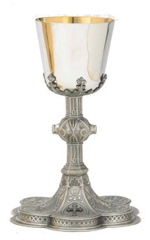 Chalice with Sterling Cup