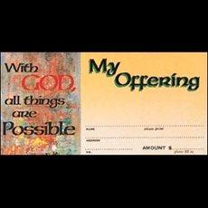 My Offering Envelope